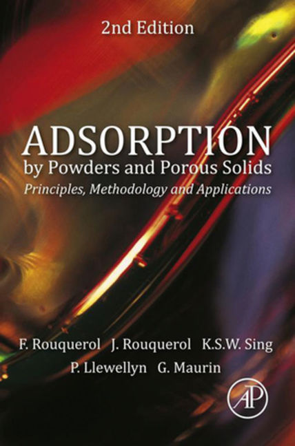 Adsorption by Powders and Porous Solids - 9780080970363