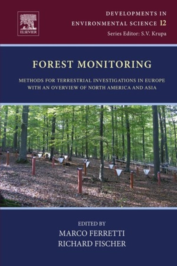 Forest Monitoring - 9780080982250