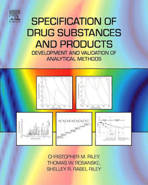 Specification of Drug Substances and Products - 9780080983431