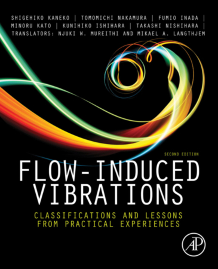 Flow-Induced Vibrations - 9780080983523