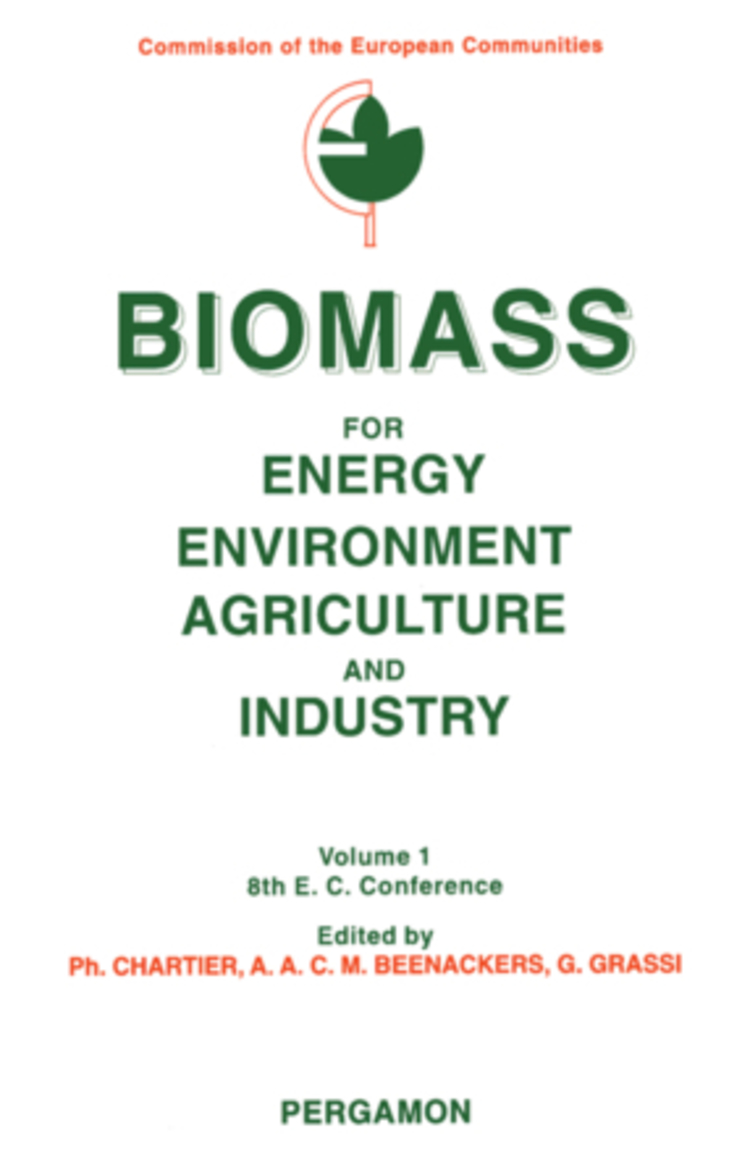Biomass for Energy, Environment, Agriculture and Industry - 9780080983813