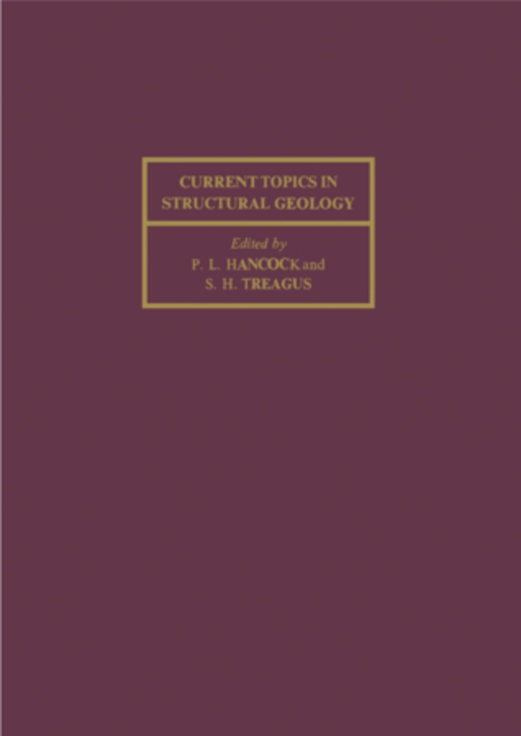 Current Topics in Structural Geology - 9780080984810