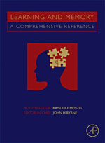Learning and Memory: A Comprehensive Reference - 9780123705099