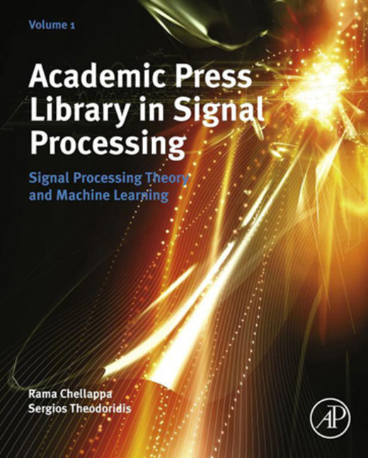Academic Press Library in Signal Processing - 9780123972262