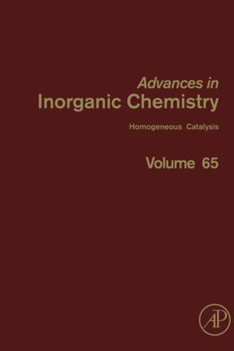 Advances in Inorganic Chemistry - 9780124046405
