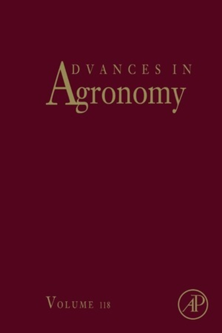 Advances in Agronomy - 9780124059498