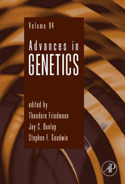 Advances in Genetics - 9780124077317