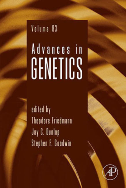 Advances in Genetics - 9780124078017