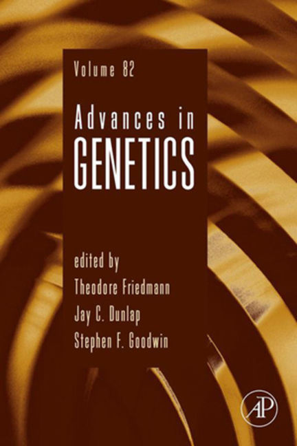 Advances in Genetics - 9780124078024