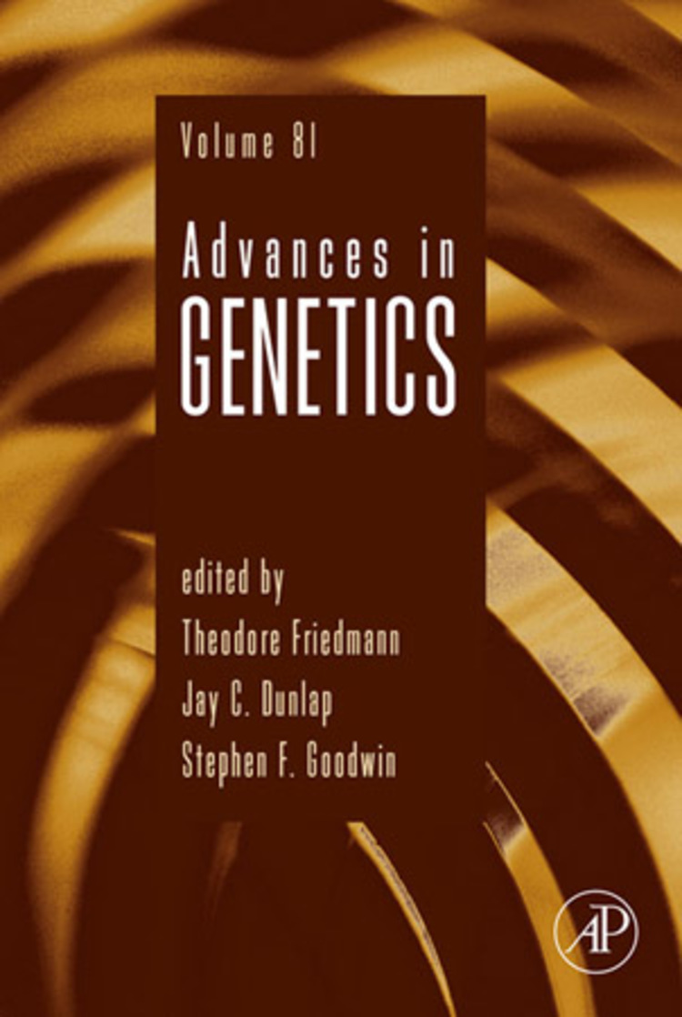 Advances in Genetics - 9780124078031