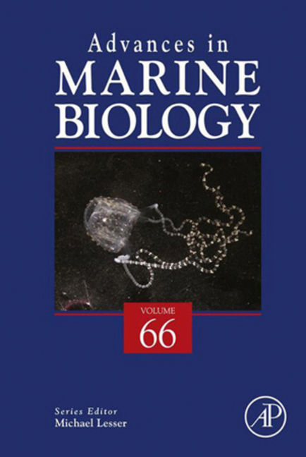 Advances in Marine Biology - 9780124079038