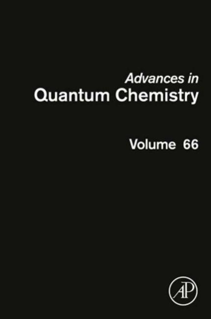 Advances in Quantum Chemistry - 9780124079069