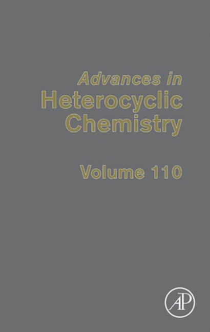 Advances in Heterocyclic Chemistry - 9780124079076