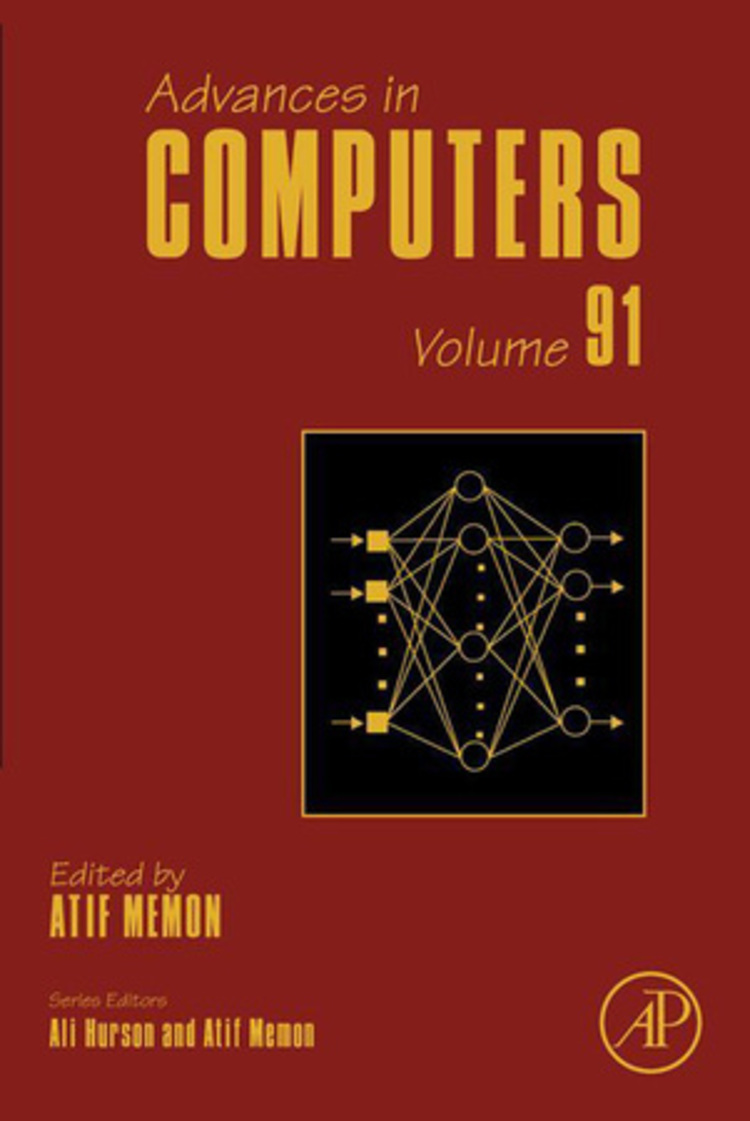 Advances in Computers - 9780124081093
