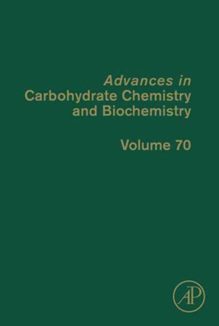Advances in Carbohydrate Chemistry and Biochemistry - 9780124081123
