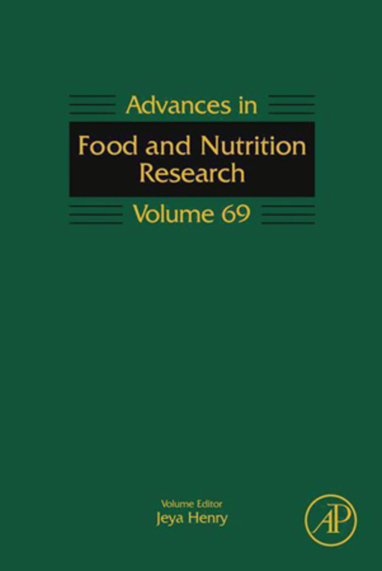 Advances in Food and Nutrition Research - 9780124115002
