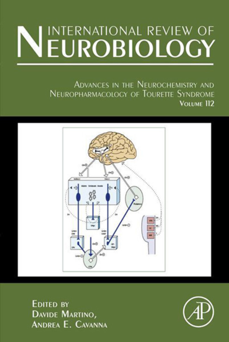 Advances in the Neurochemistry and Neuropharmacology of Tourette Syndrome - 9780124115613