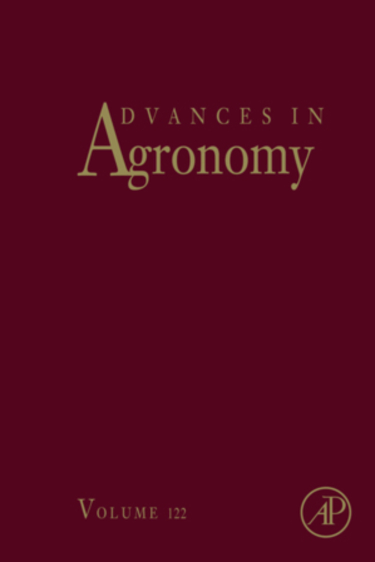 Advances in Agronomy - 9780124171527