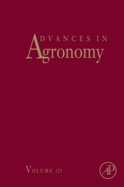 Advances in Agronomy - 9780127999289