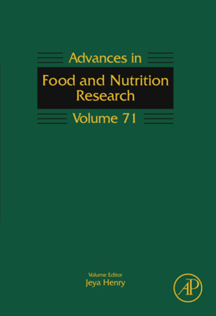 Advances in Food and Nutrition Research - 9780128003688