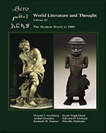 World Literature and Thought: The Modern World to 1900, Volume III - 9780155009219
