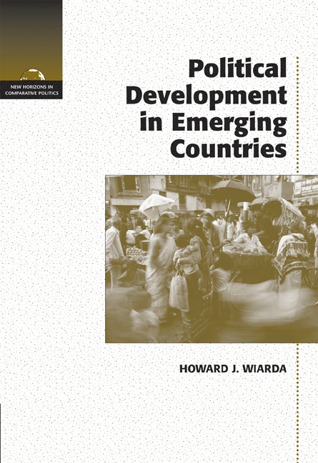 Political Development in Emerging Countries - 9780155051041