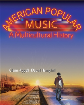 American Popular Music: A Multicultural History - 9780155062290