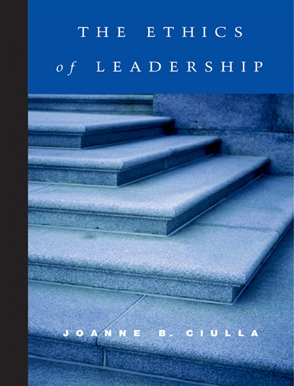 The Ethics of Leadership - 9780155063174