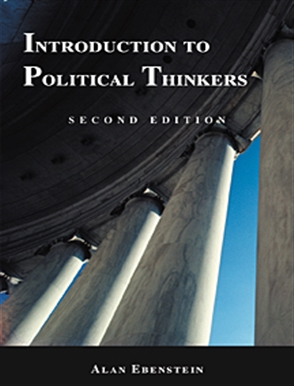 Introduction to Political Thinkers - 9780155066663