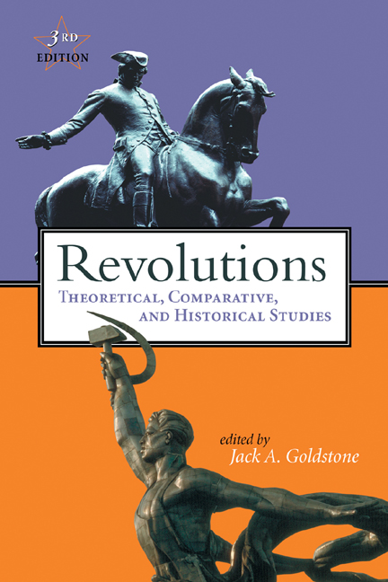 Revolutions: Theoretical, Comparative, and Historical Studies - 9780155066793