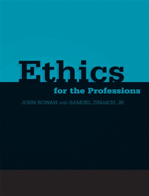 Ethics for the Professions - 9780155069992