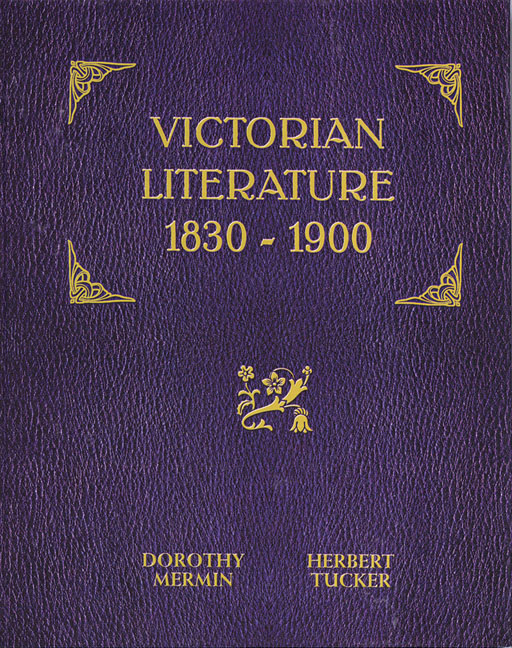 Victorian Literature: 1830-1900 - 9780155071773