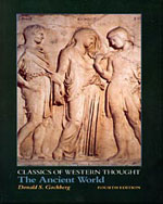 Classics of Western Thought Series: The Ancient World, Volume I - 9780155076822