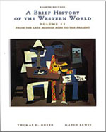 Classics of Western Thought Series: Middle Ages, Renaissance and Reformation, Volume II - 9780155076839