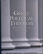Great Political Thinkers: From Plato to the Present - 9780155078895