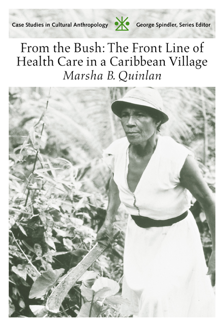 From the Bush: The Front Line of Health Care in a Caribbean Village - 9780155085671