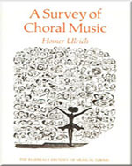 A Survey of Choral Music - 9780155848634