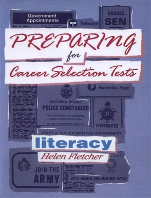 Preparing for Career Selection Tests: Literacy - 9780170079723