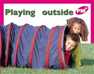 Playing outside - 9780170095440