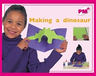 Making a dinosaur - 9780170095501