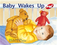 Baby Wakes Up - 9780170095617