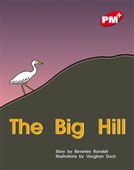 The Big Hill - 9780170095624