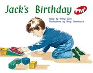 Jack's Birthday - 9780170095730