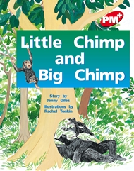Little Chimp and Big Chimp - 9780170095754