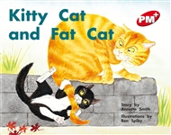 Kitty Cat and Fat Cat - 9780170095853