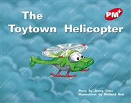The Toytown Helicopter - 9780170095907