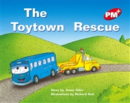 The Toytown Rescue - 9780170095914