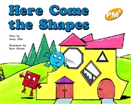 Here Come the Shapes - 9780170096058