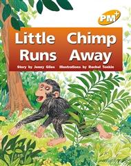 Little Chimp Runs Away - 9780170096065