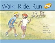 Walk, Ride, Run - 9780170096119
